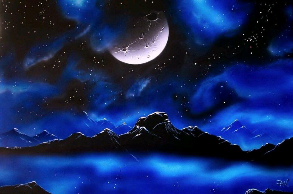 """Night Bliss"""