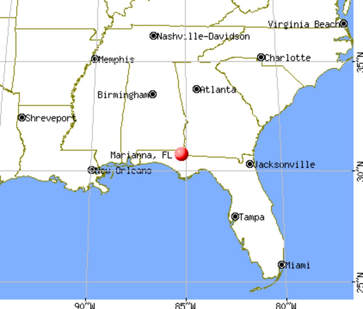 Marianna, Florida