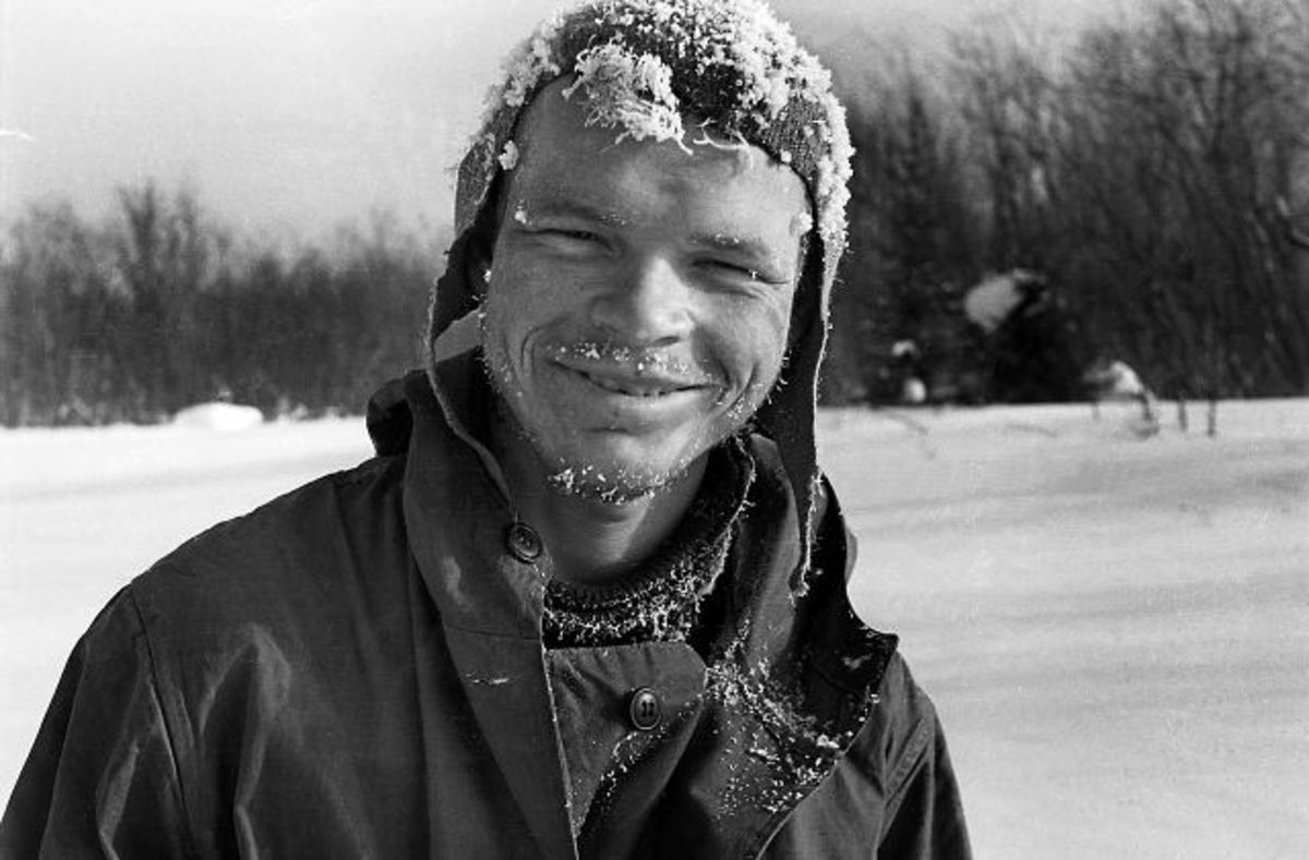 Igor Dyatlov, leader of the expedition, who died of hypothermia attempting to return to his tent.
