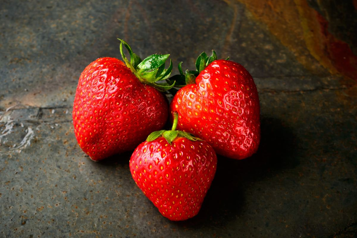 Strawberries can be used in love magic.