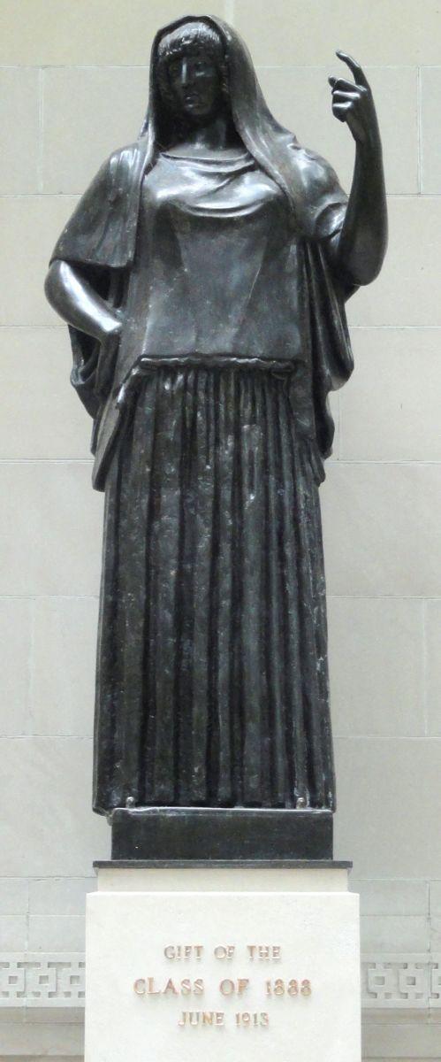 Hestia is a Greek goddess of heart and home.
