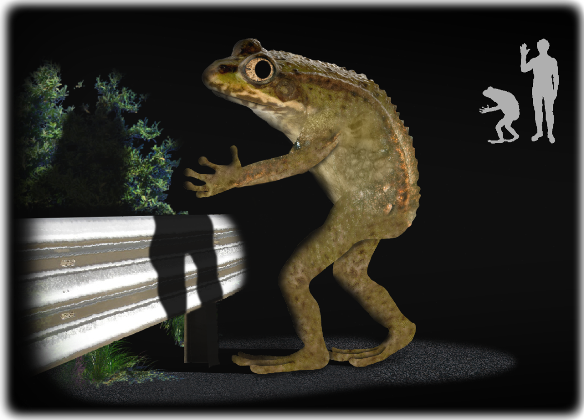 The Loveland Frog who eventually got his own musical.
