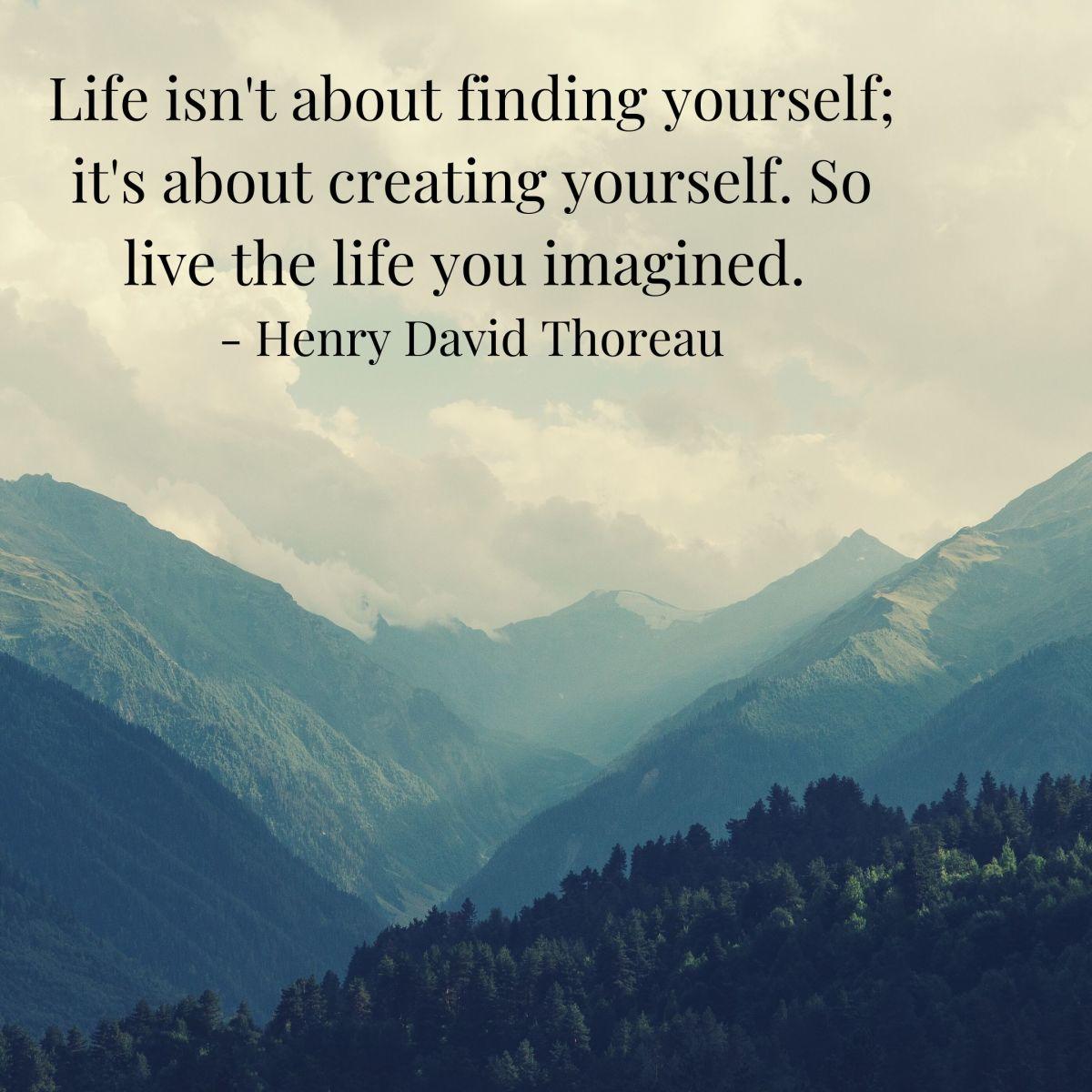 A Uranus-inspired quote.