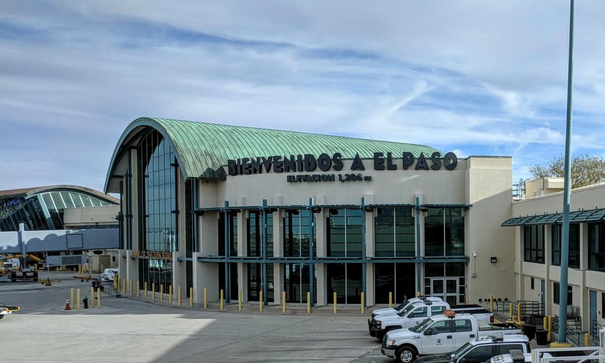 The Texas El Paso Airport