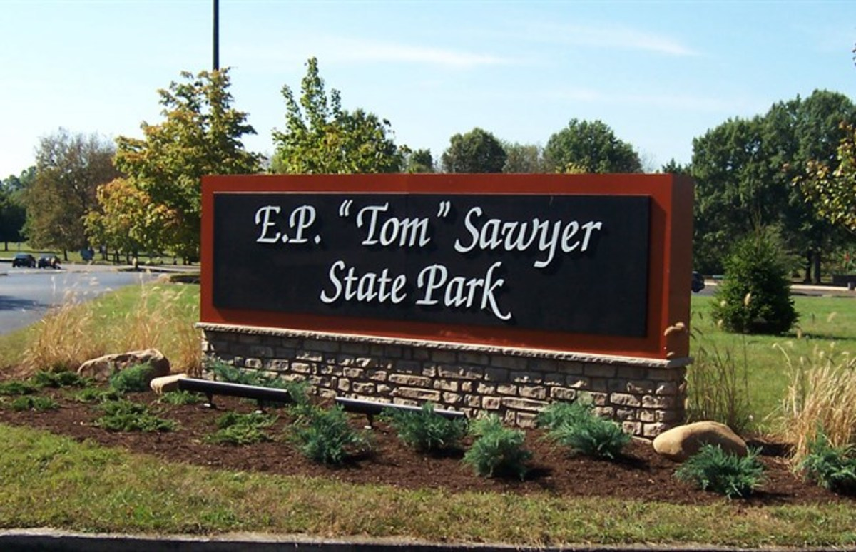 E.P. Tom Sawyer State Park Kentucky