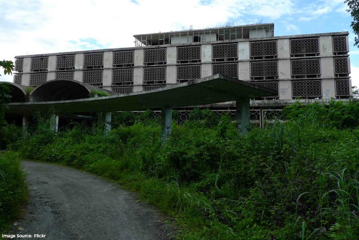 Clark Air Base Hospital Now