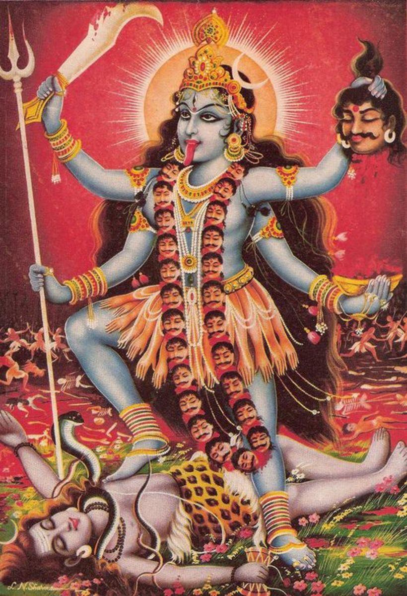 Shakti Kali