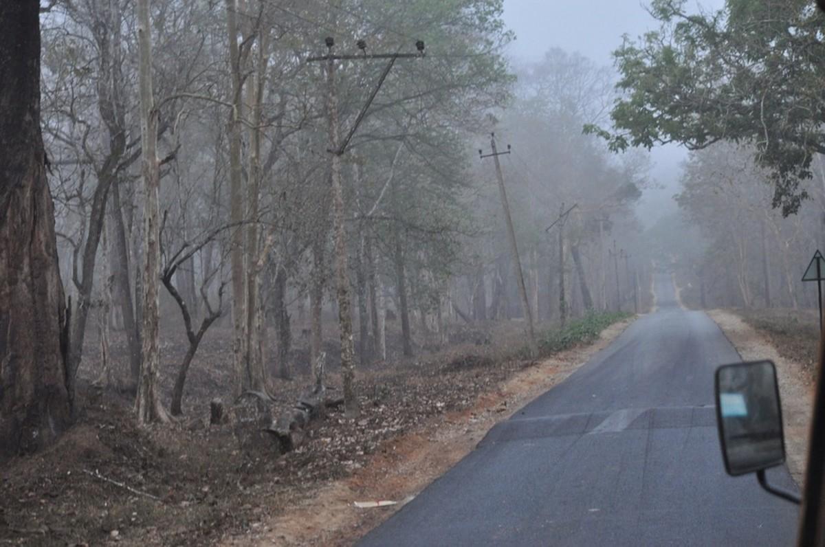 Highway 5 Ghost Haunted Alabama
