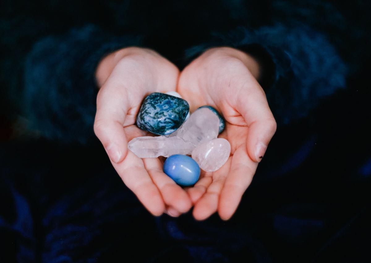 Gemstones have protective properties