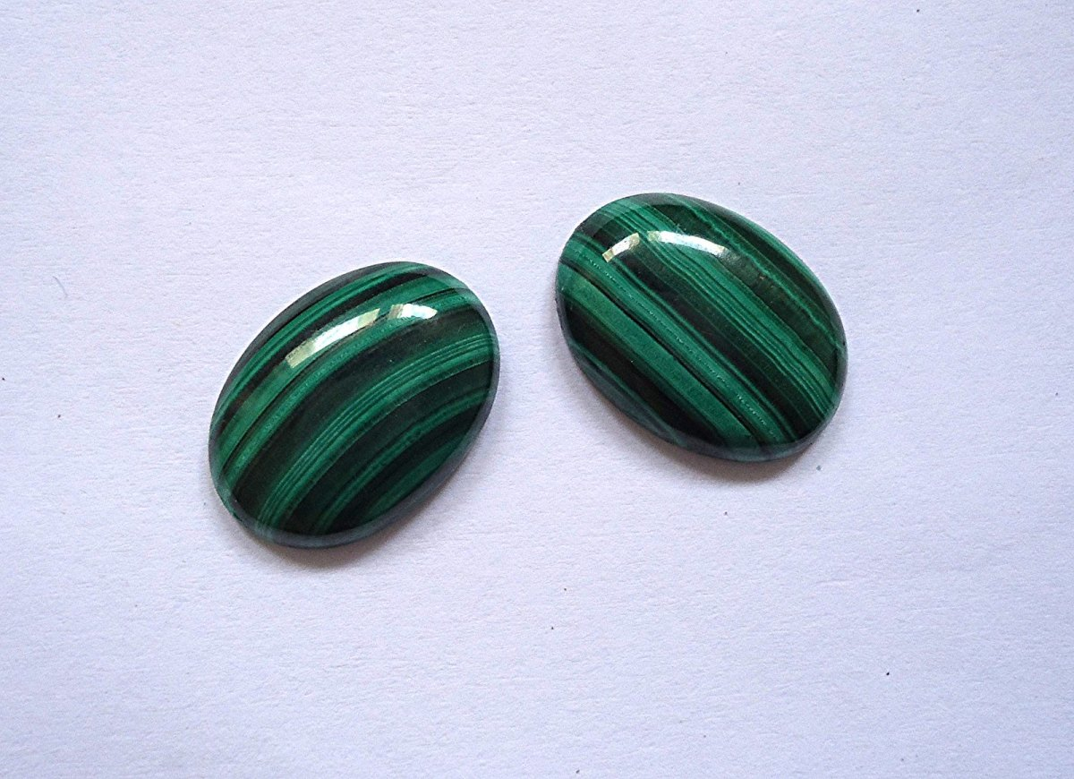Malachite is a good crystal for business success.