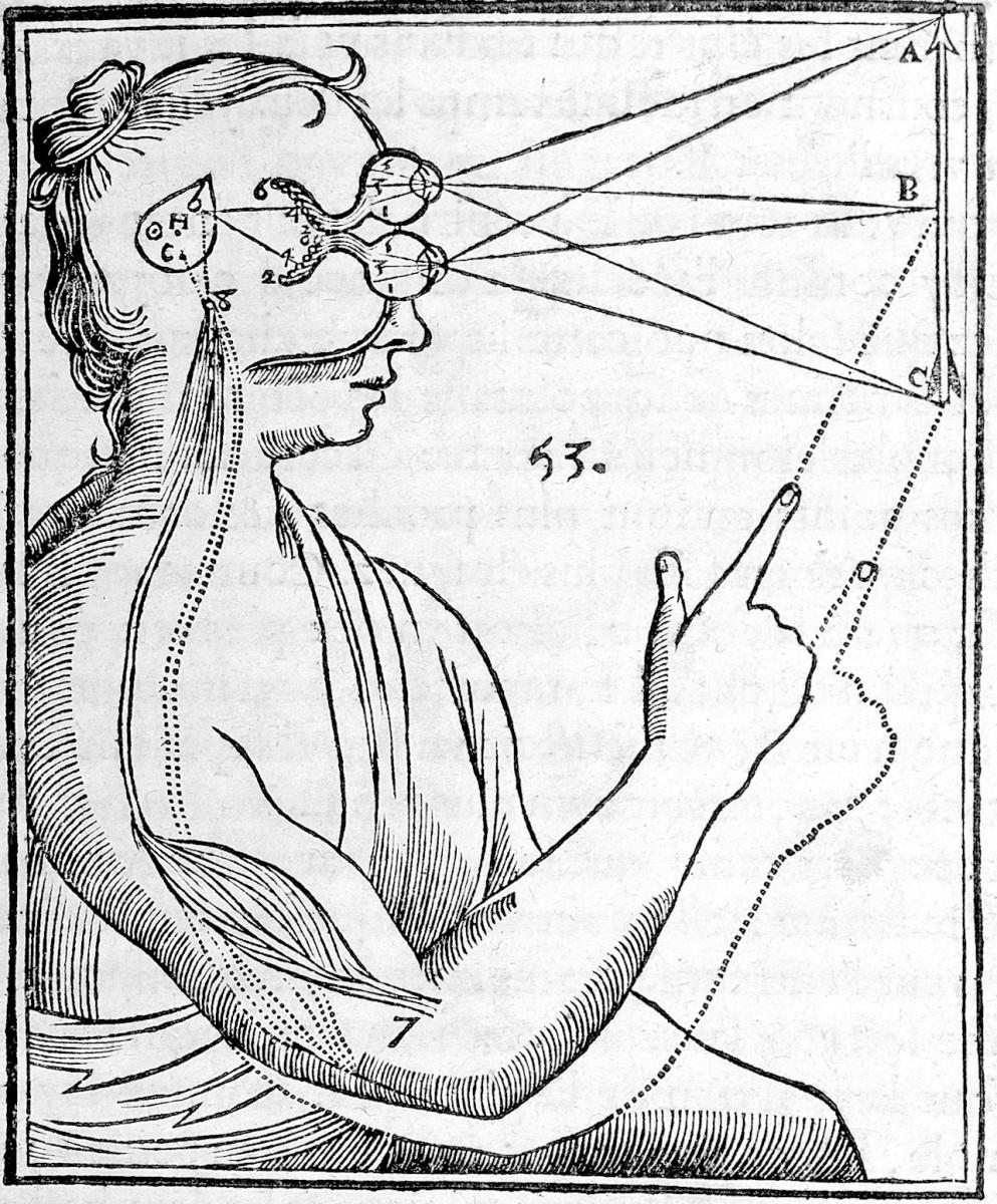 """""""L'homme Et Un Traitte"""" by Rene Descartes"""
