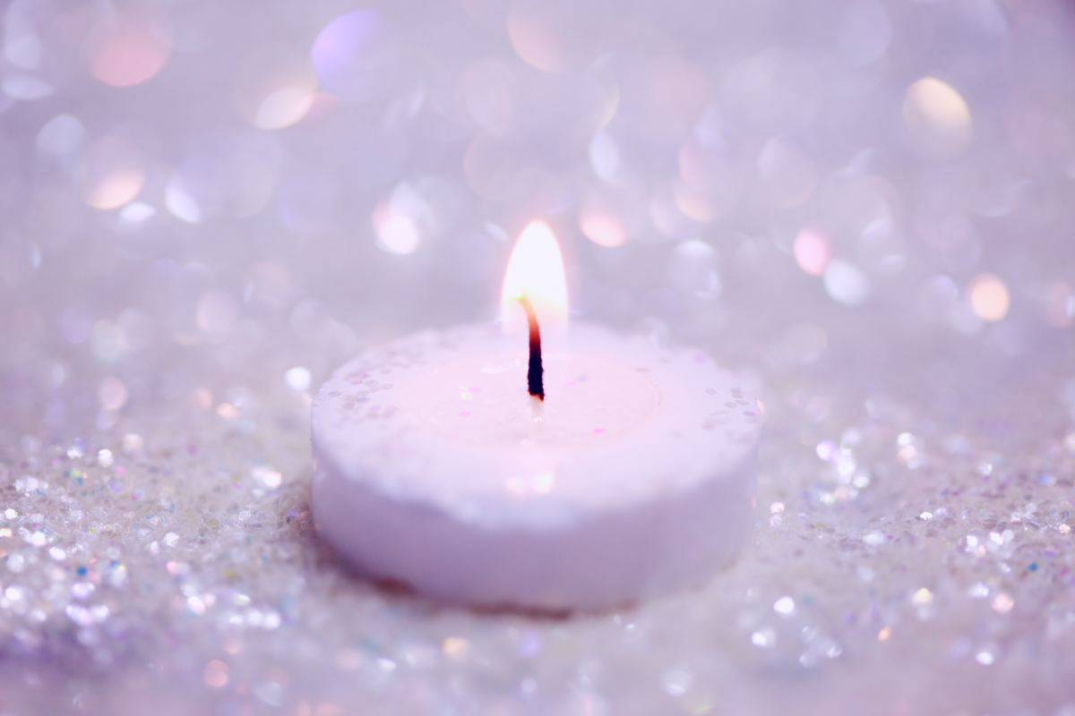 Use pink candles for romantic love spells. Red for lust and passion. But white will work too.