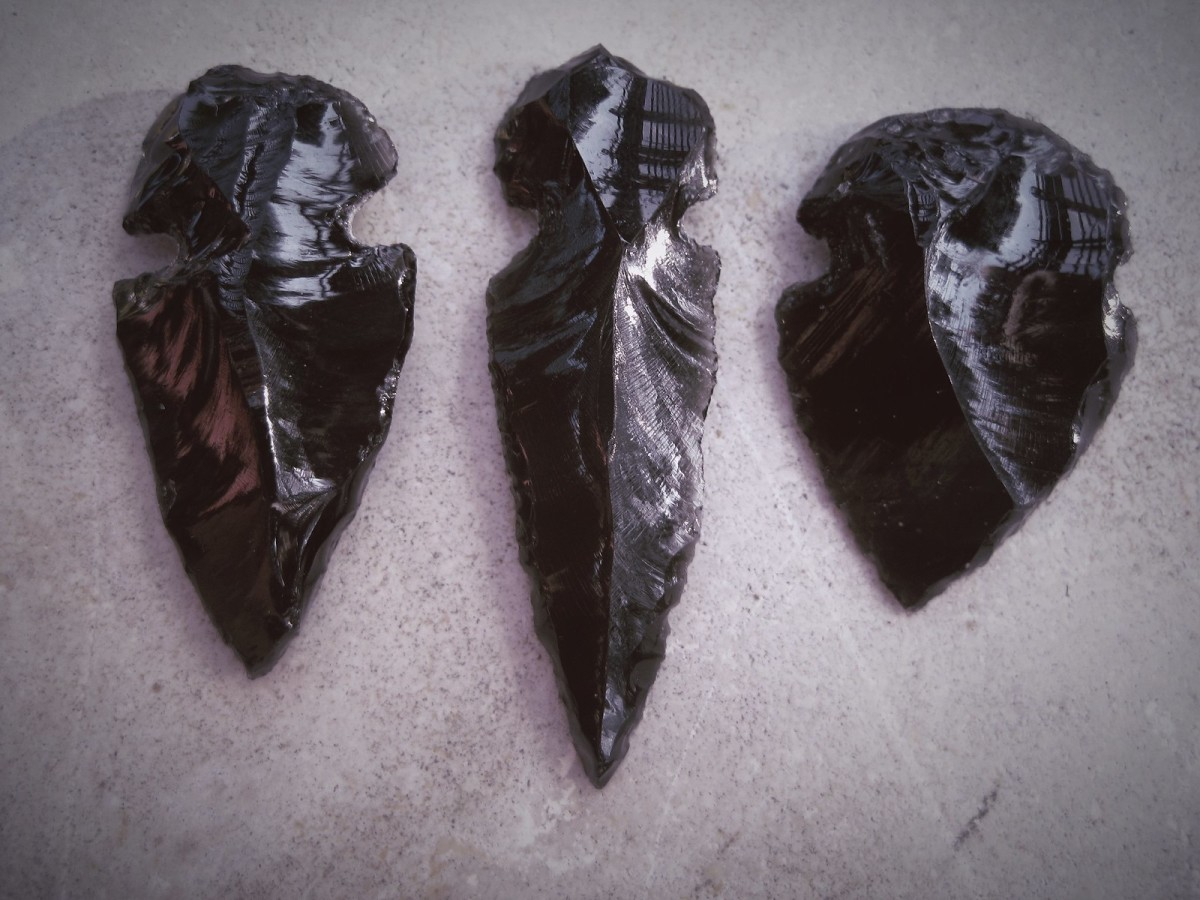 Obsidian can help you manifest your wishes in life.