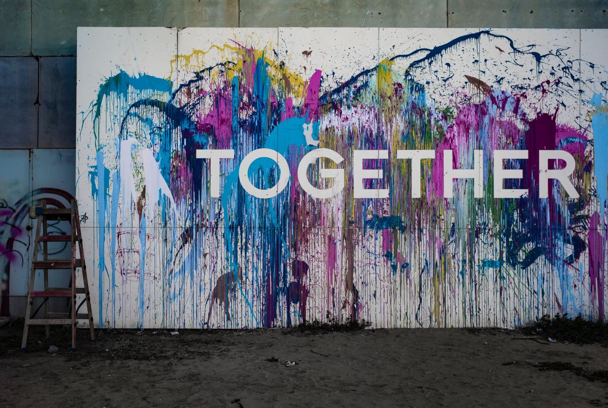Together is the Master Switchword
