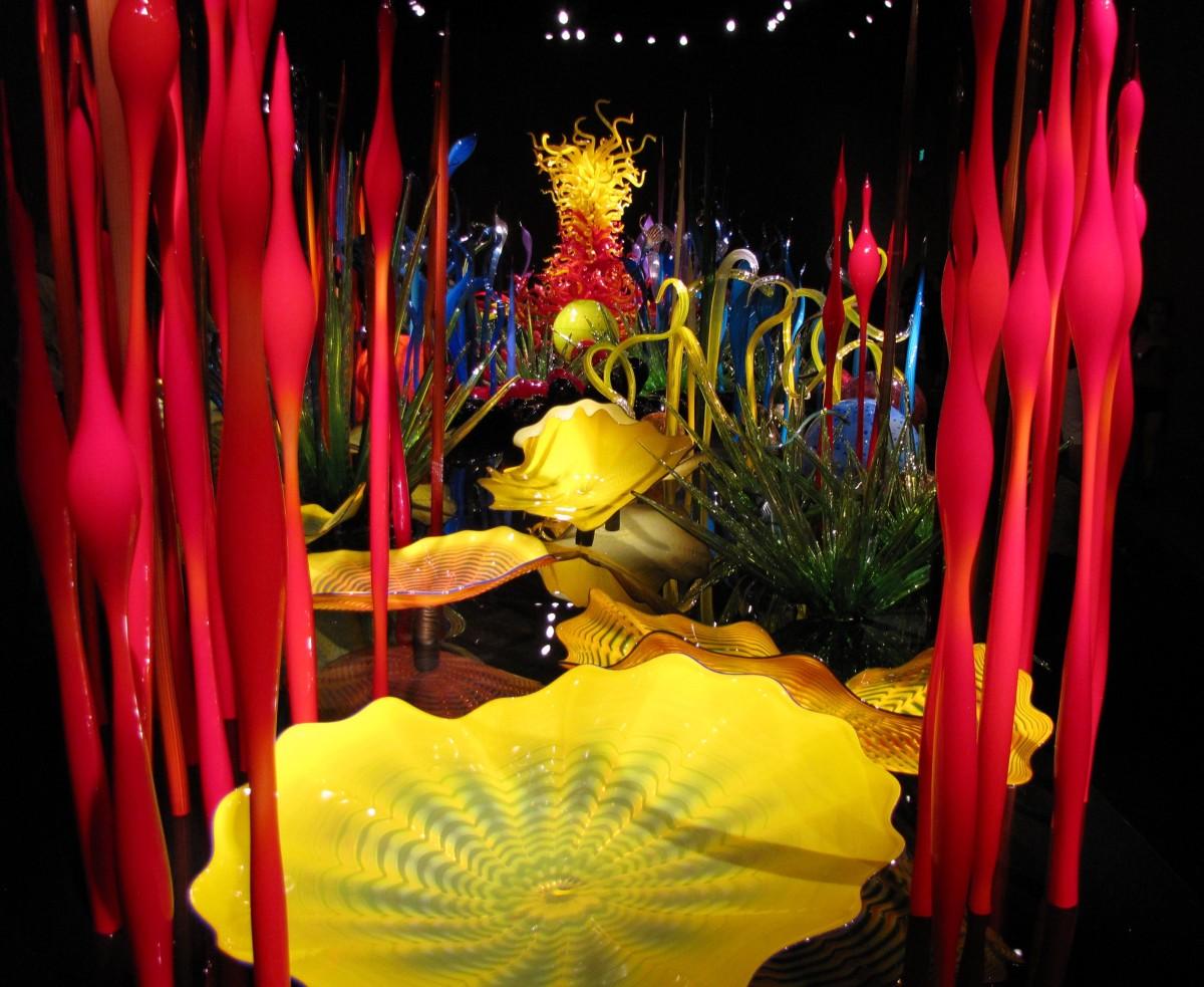 i - Glass Garden Seattle