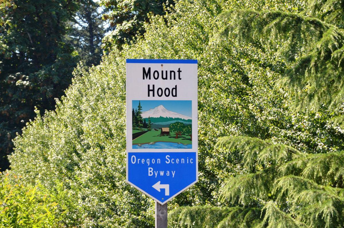 Mount Hood Scienic Byway