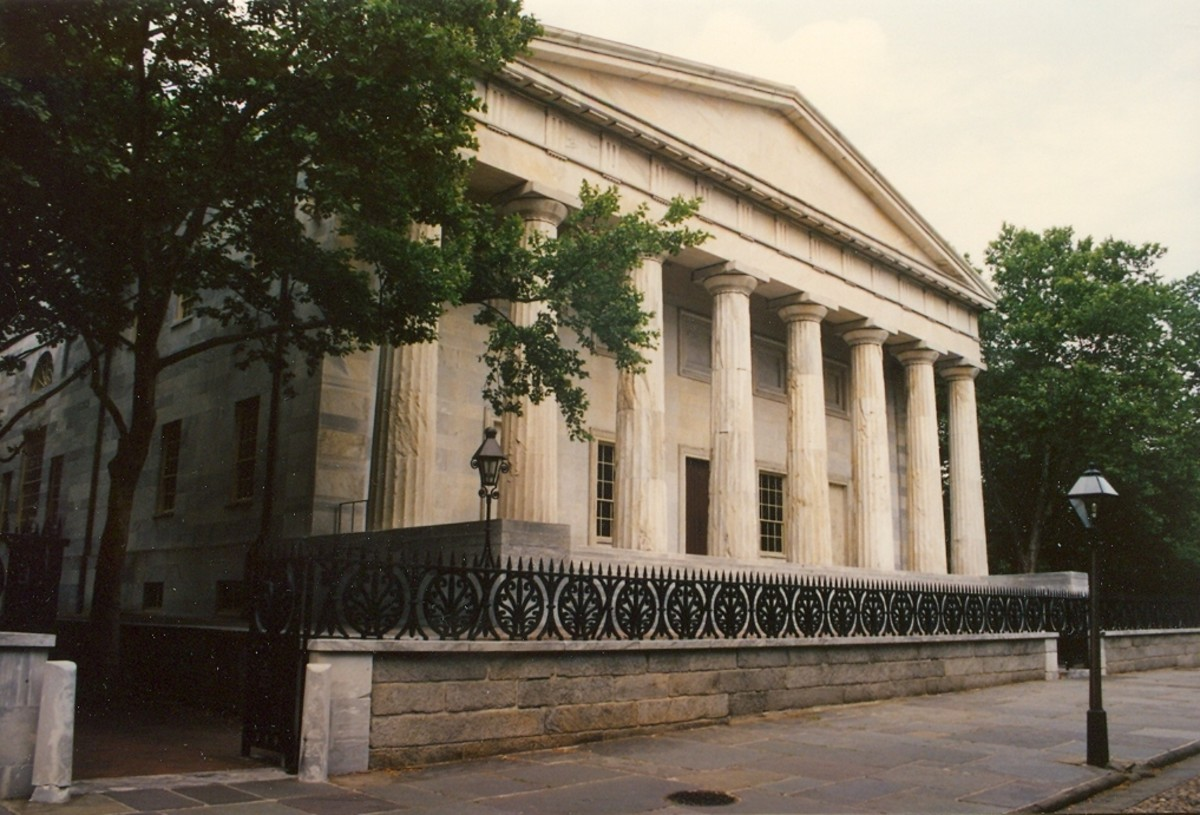 Second Bank of the United States.