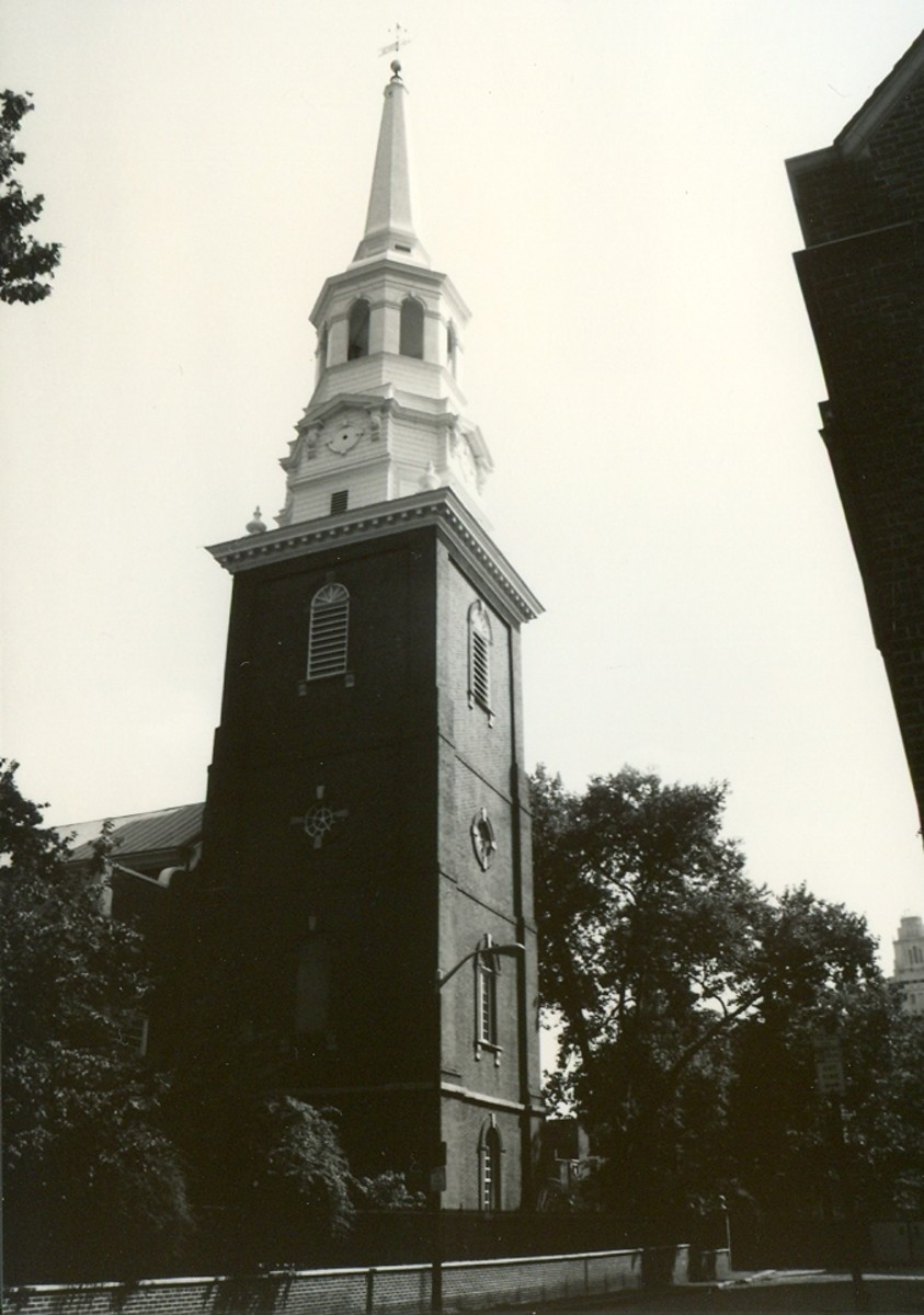 Christ Church, Old City, Philadelphia