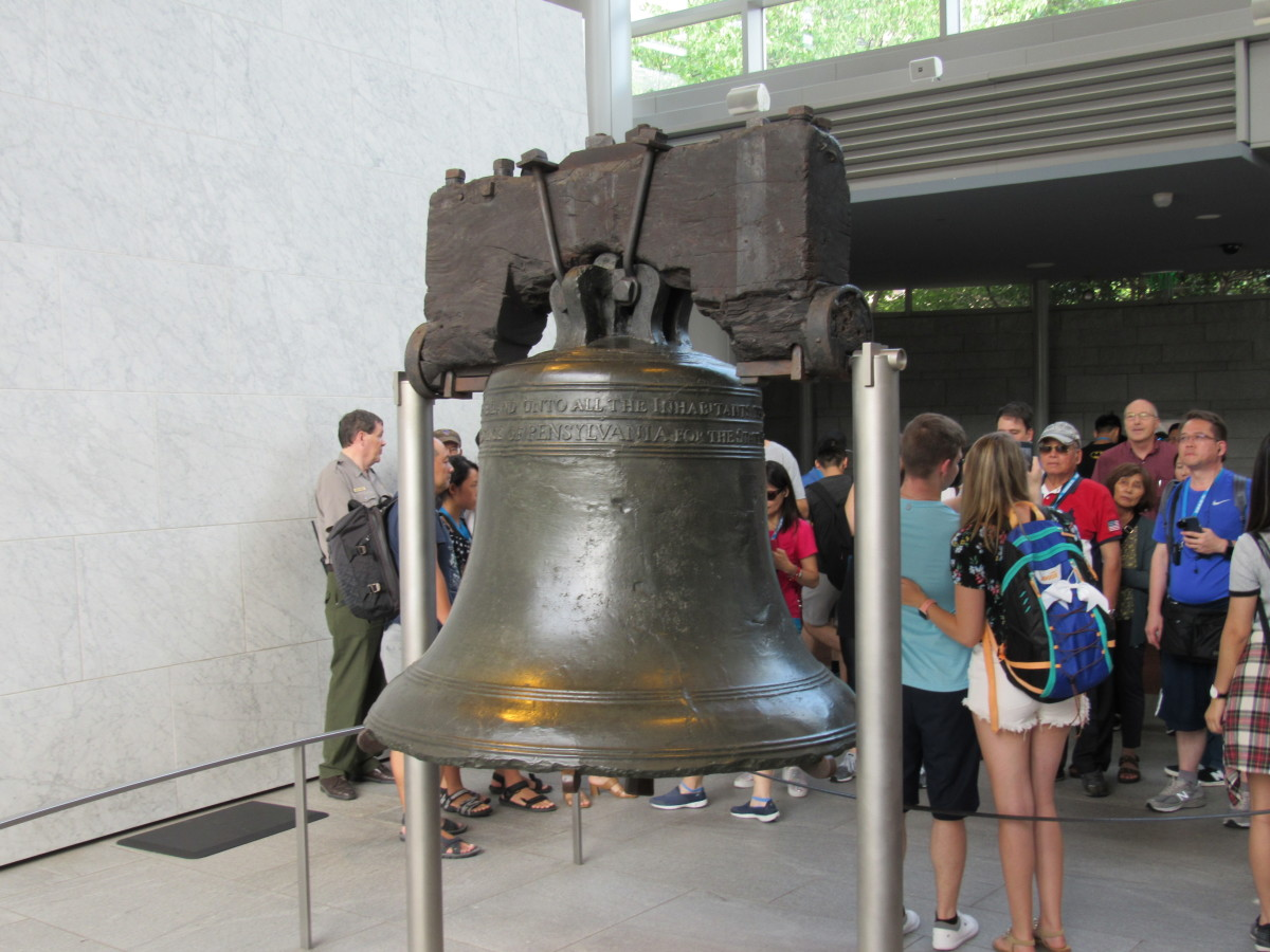 The Liberty Bell, August 2018.
