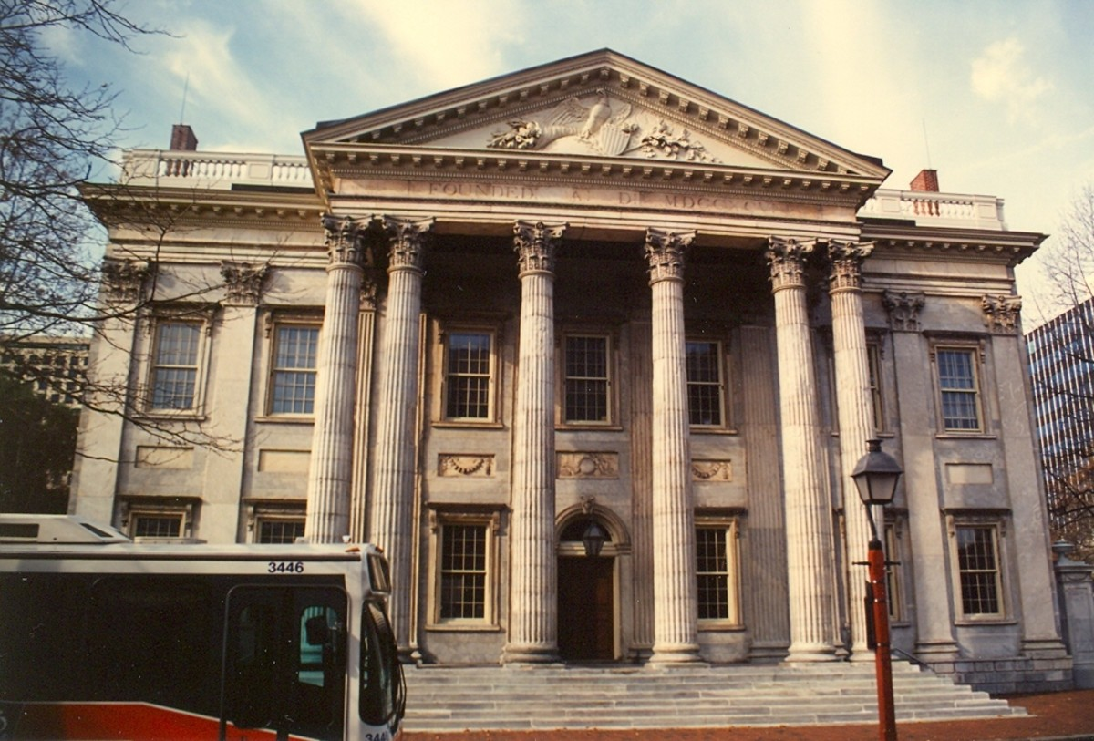 First Bank of the United States, Philadelphia.