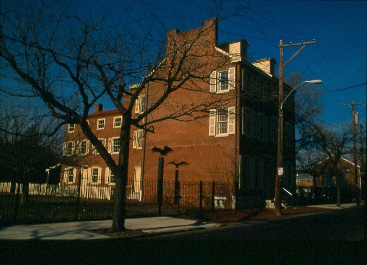 Edgar Allen Poe National Historic Site (December 2002).