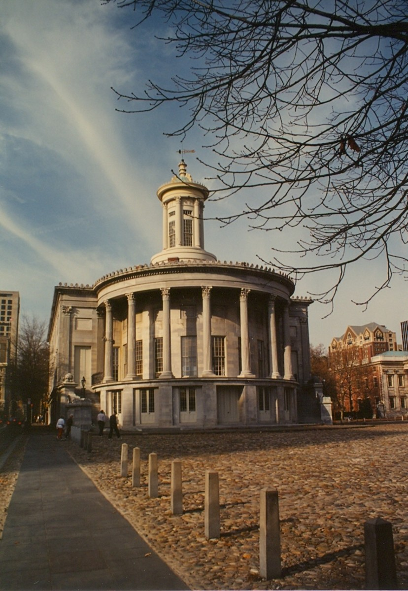 Old Philadelphia Exchange.