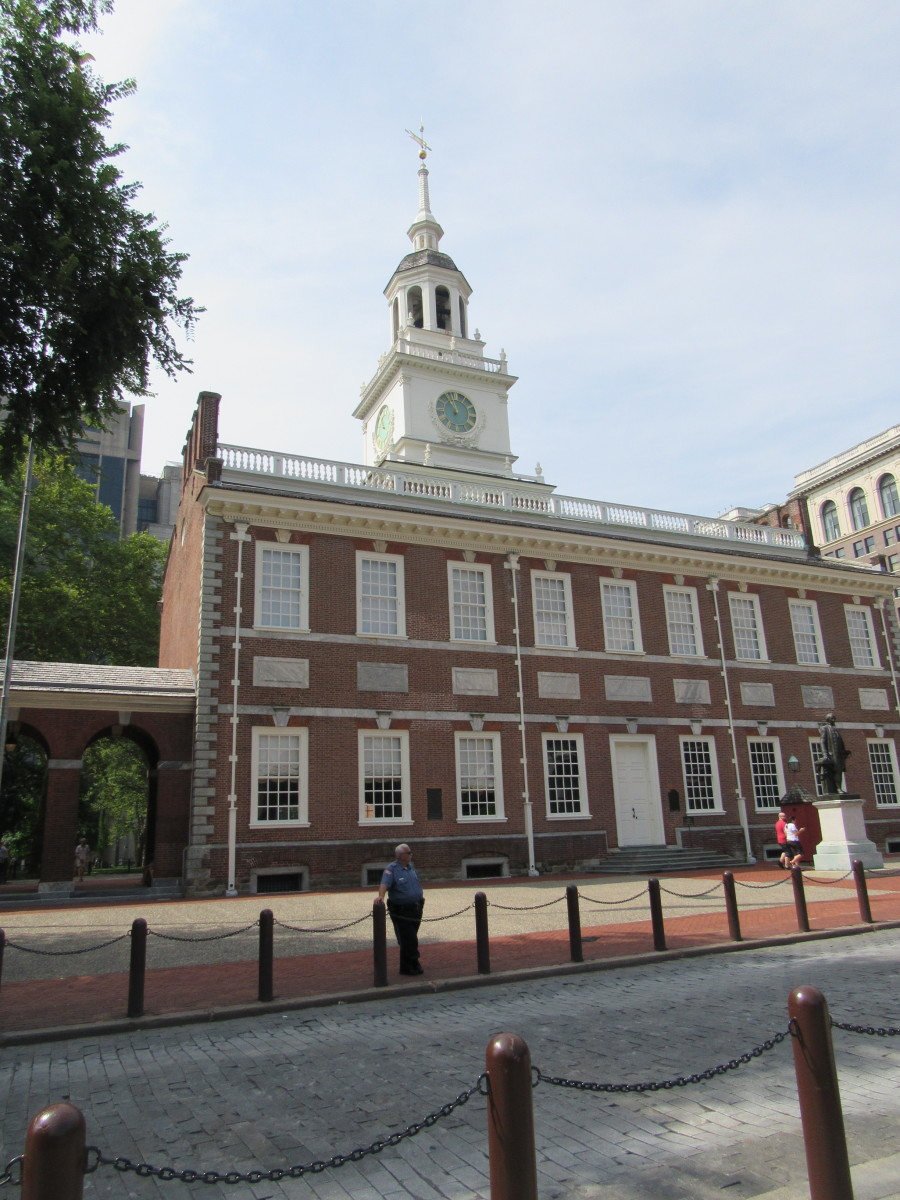 Independence Hall (August 2018)