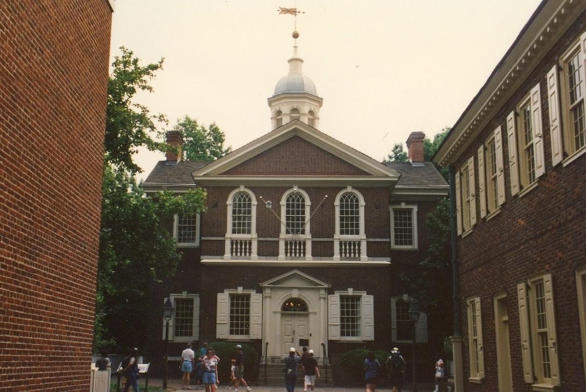 Carpenter's Hall.