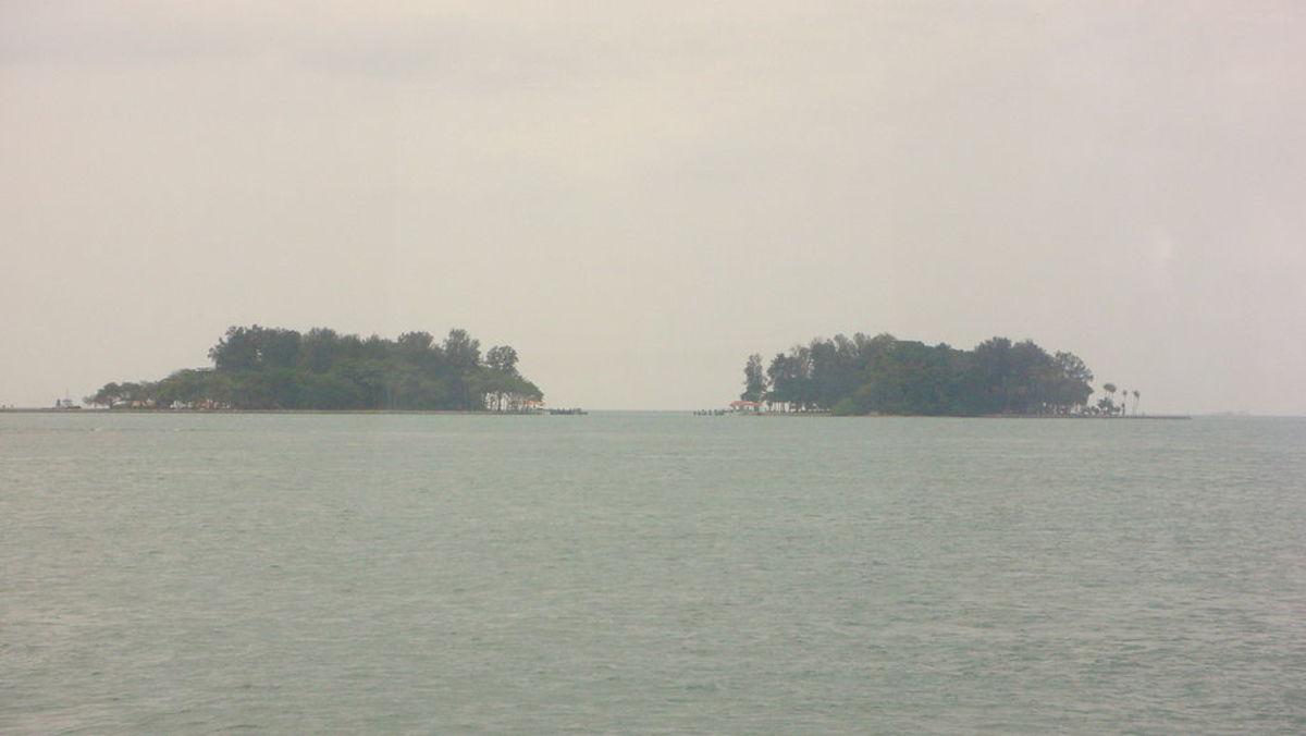 Sisters' Islands