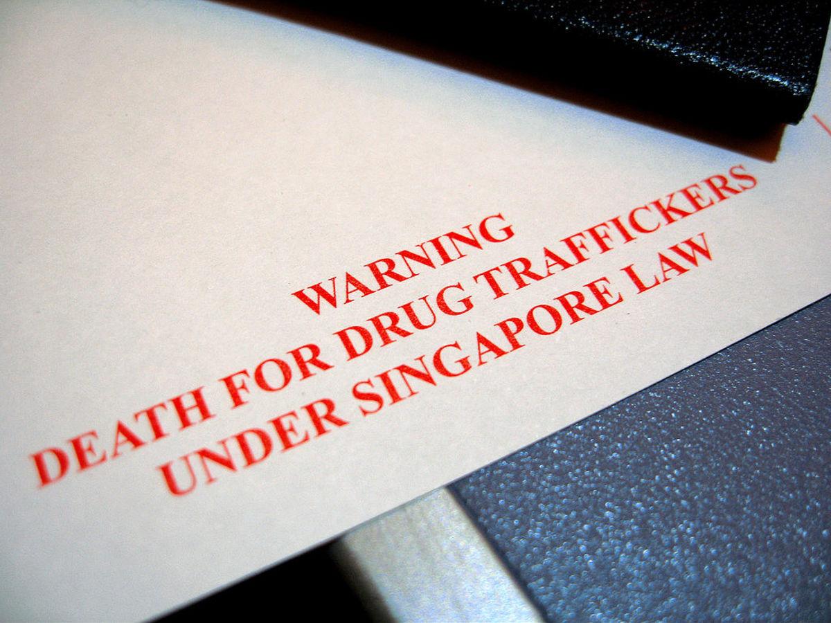 Be warned!