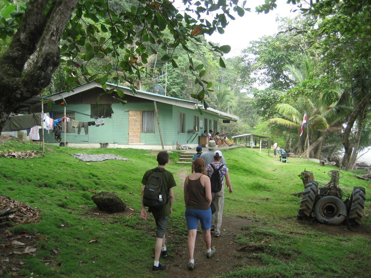 La Leona Ranger Station