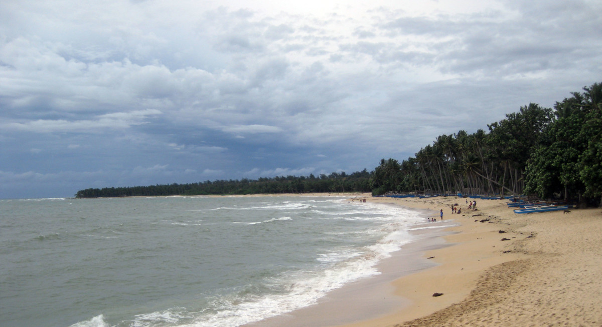 The Saud Beach at Pagudpud