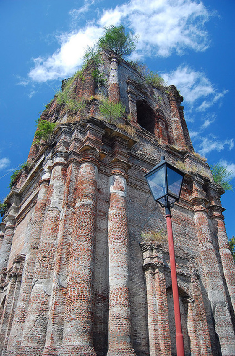 Ruins of the Bacarra Bell Tower