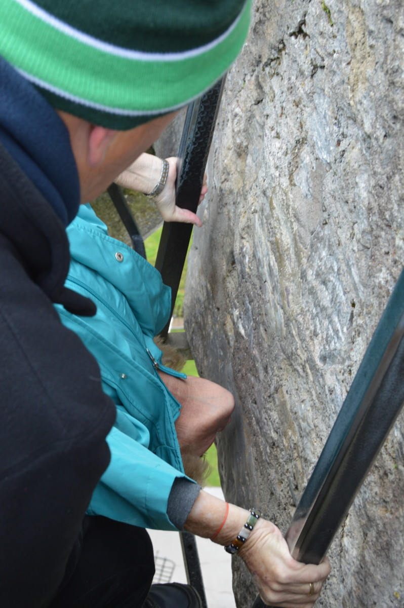 Kissing the Blarney Stone may sound like a silly option to some people when planning a seven-day itinerary in Ireland. Then you get there and find yourself doing it.
