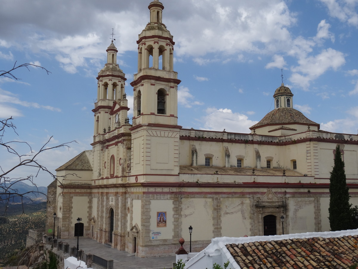 Olvera, Parish of Our Lady of the Incarnation.