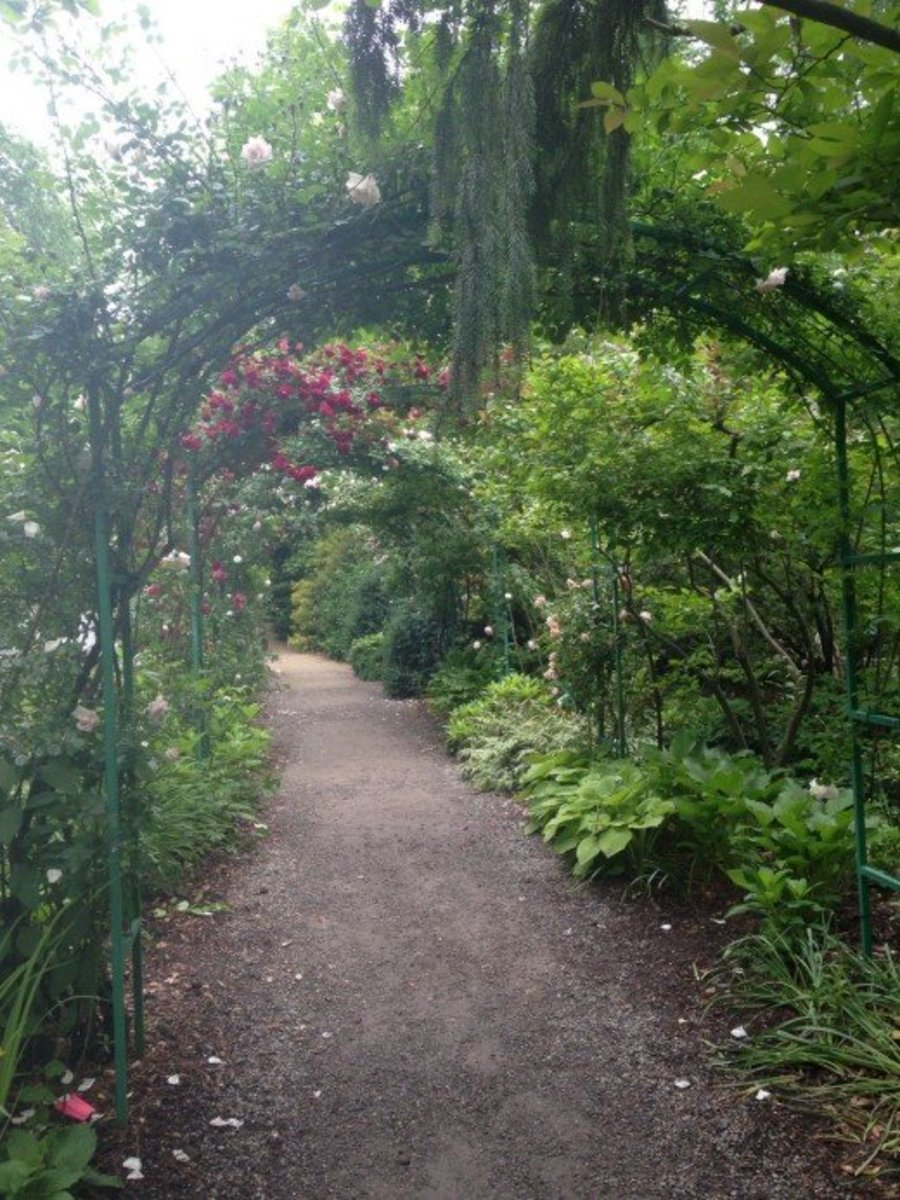 Grounds for sculpture soothing gardens and rose enclosed walkways make it the perfect nature daytrip from NYC