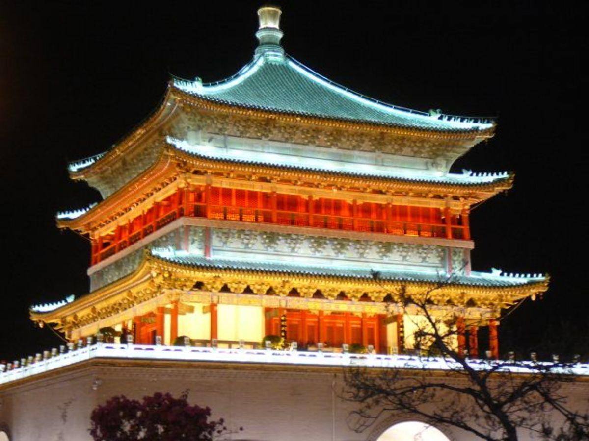 Xi'an City Gate