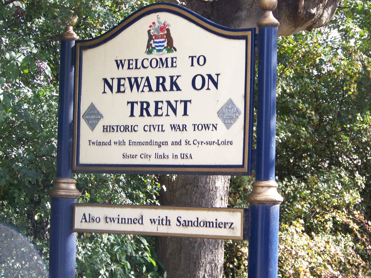 Newark-on-Trent: A Place of Historic Interest in the UK