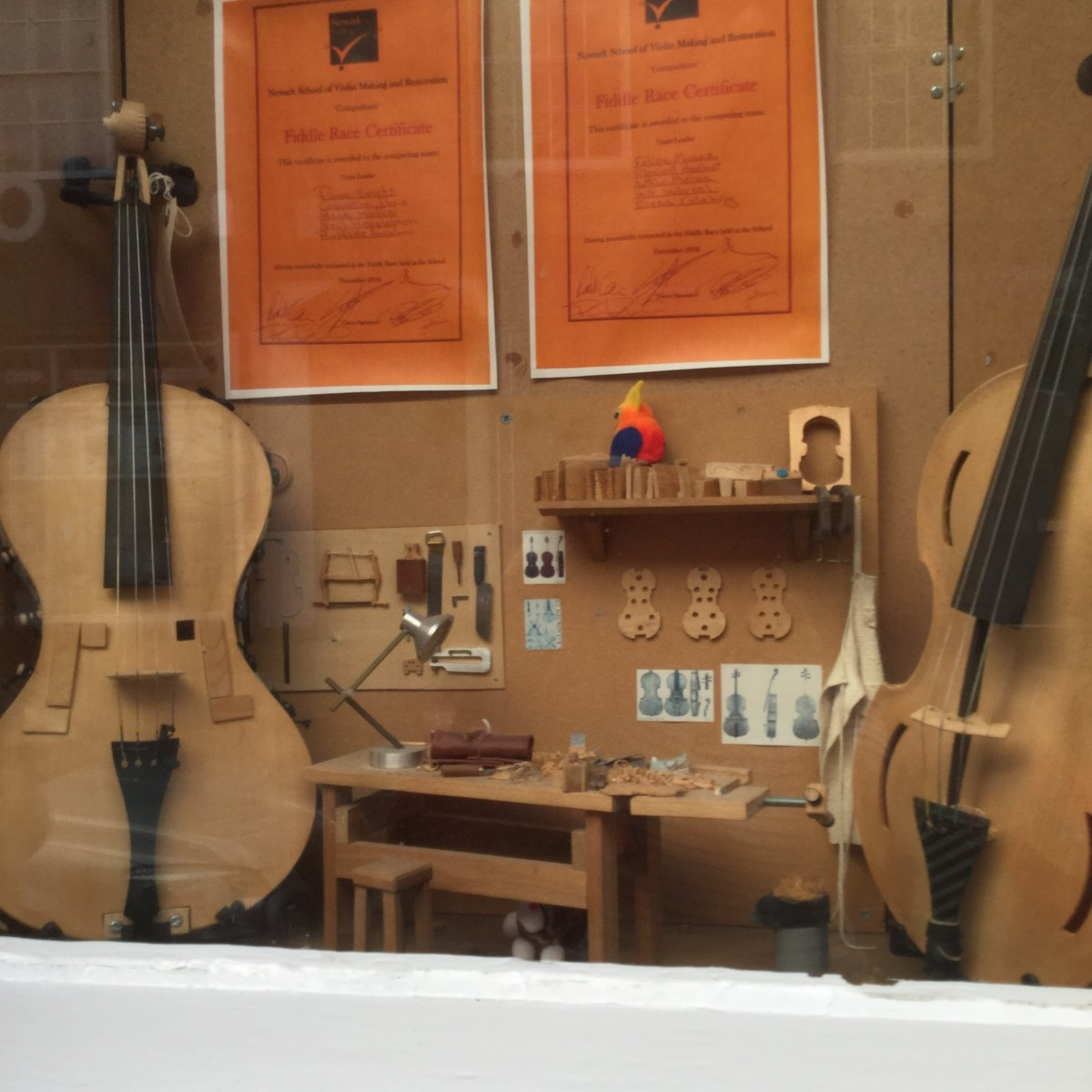 Newark Violin School