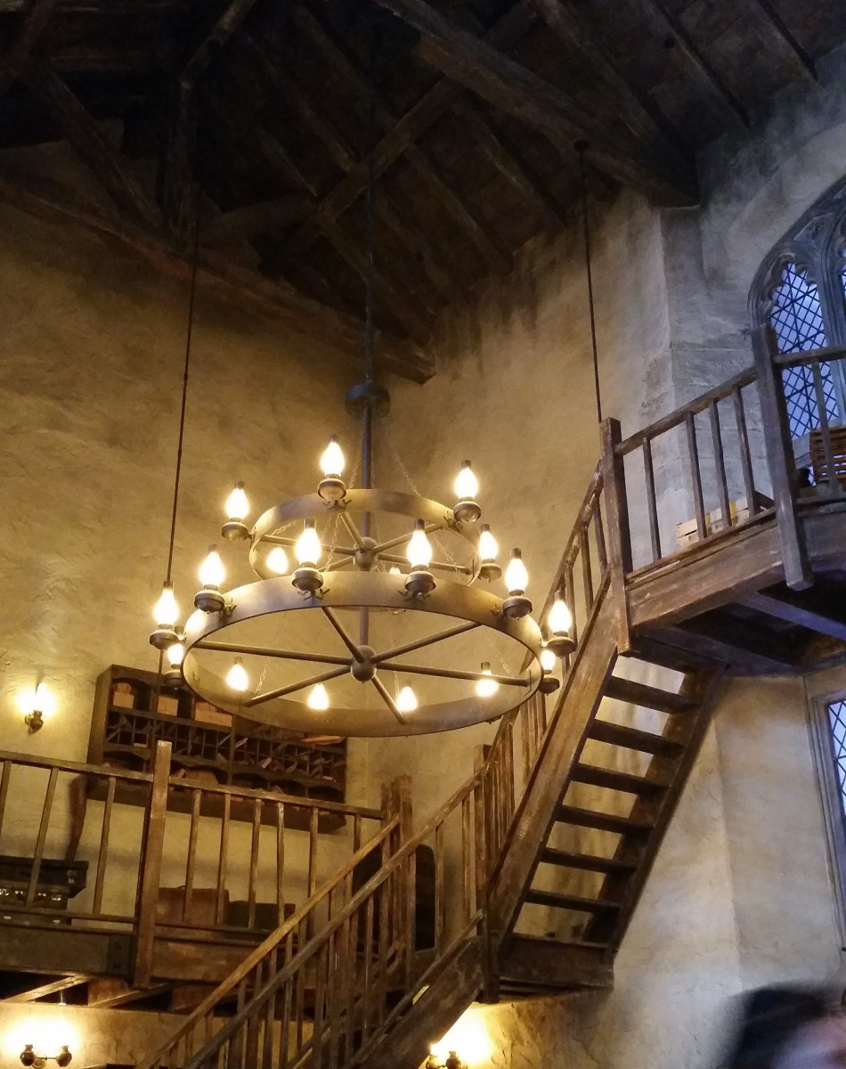 The Leaky Cauldron at the Wizarding World of Harry Potter