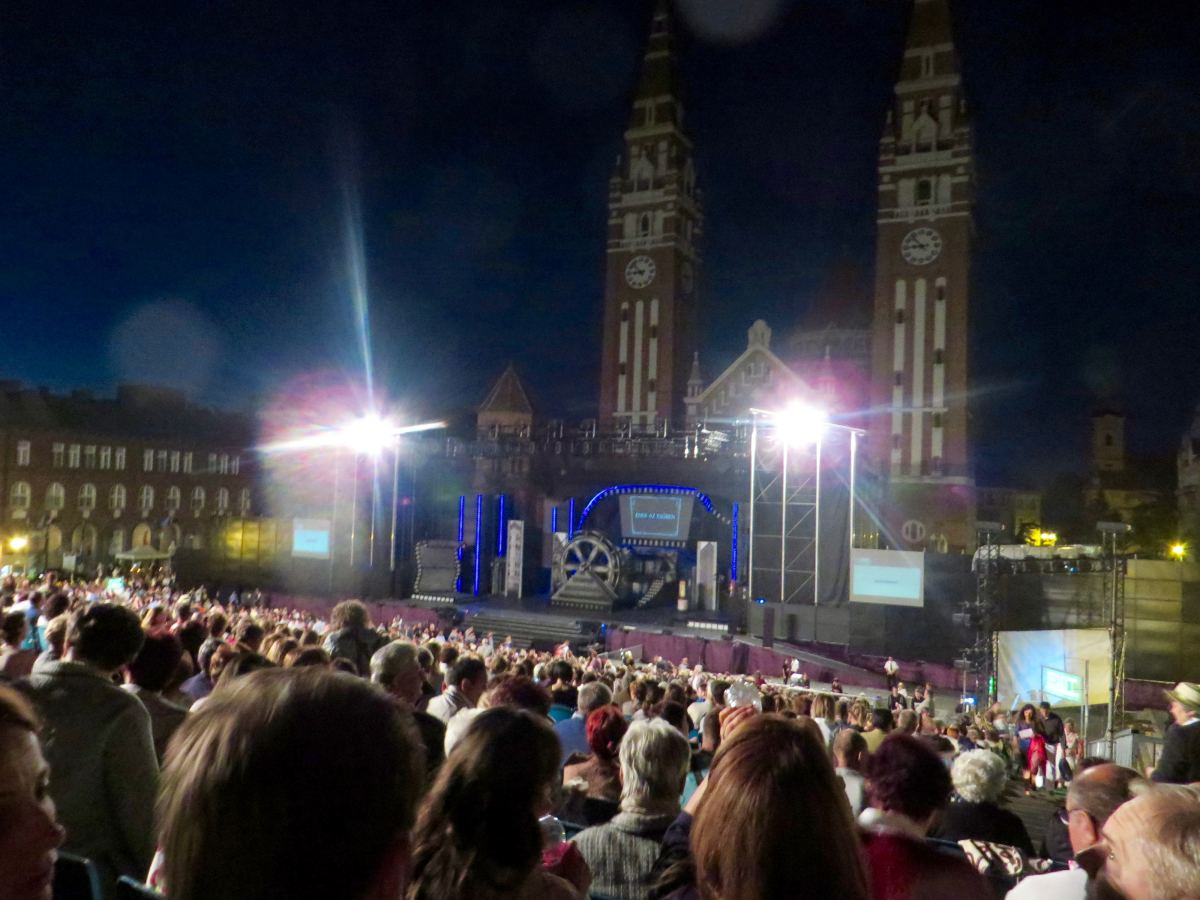 Szeged Open Air Theatre