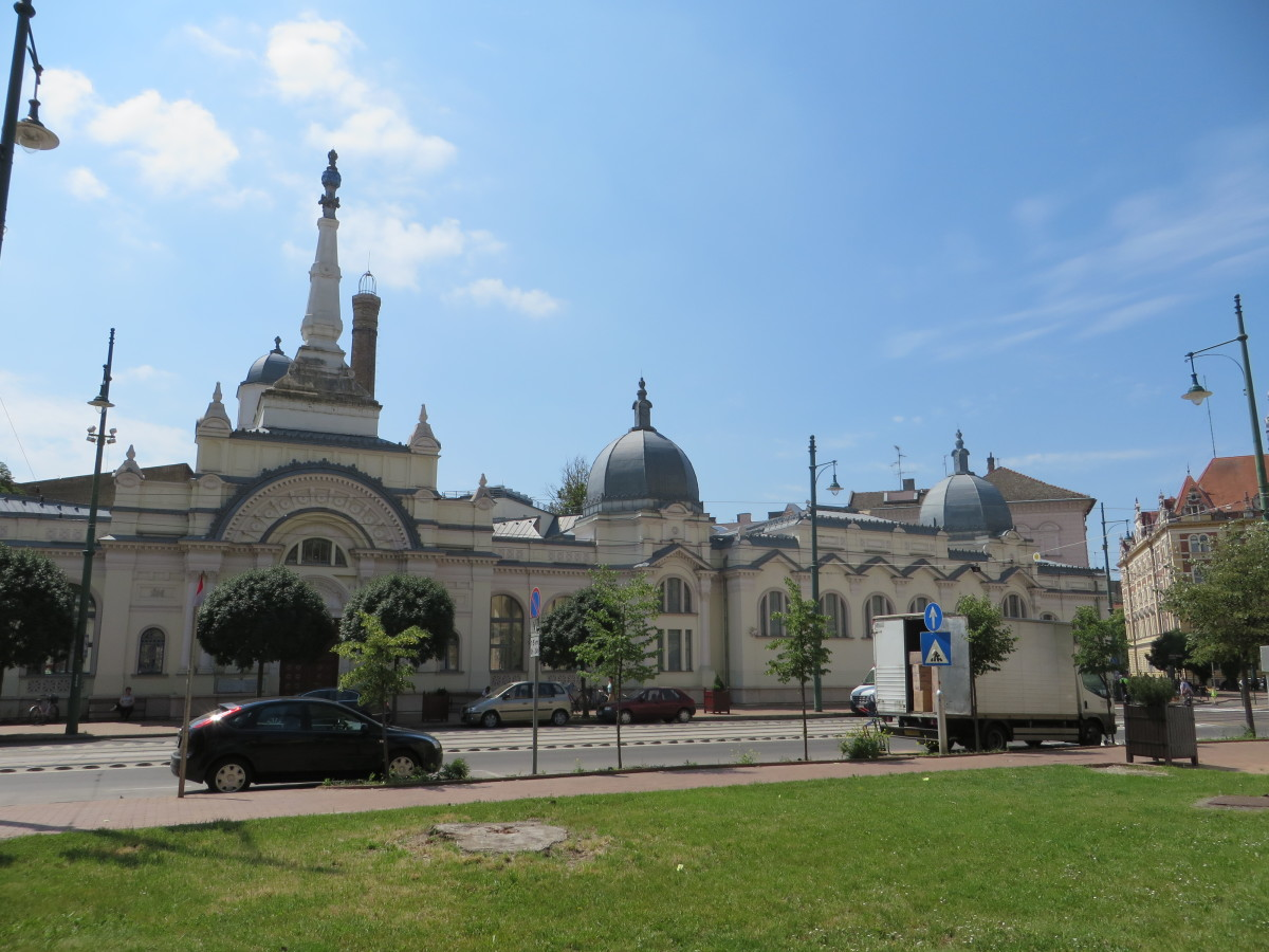 Anna Thermal bath in Szeged