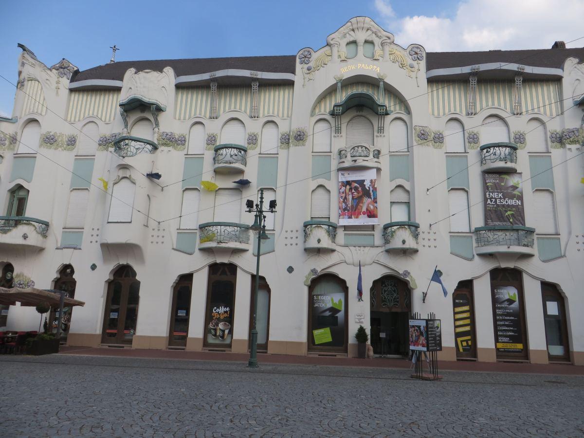 The Reok Palace