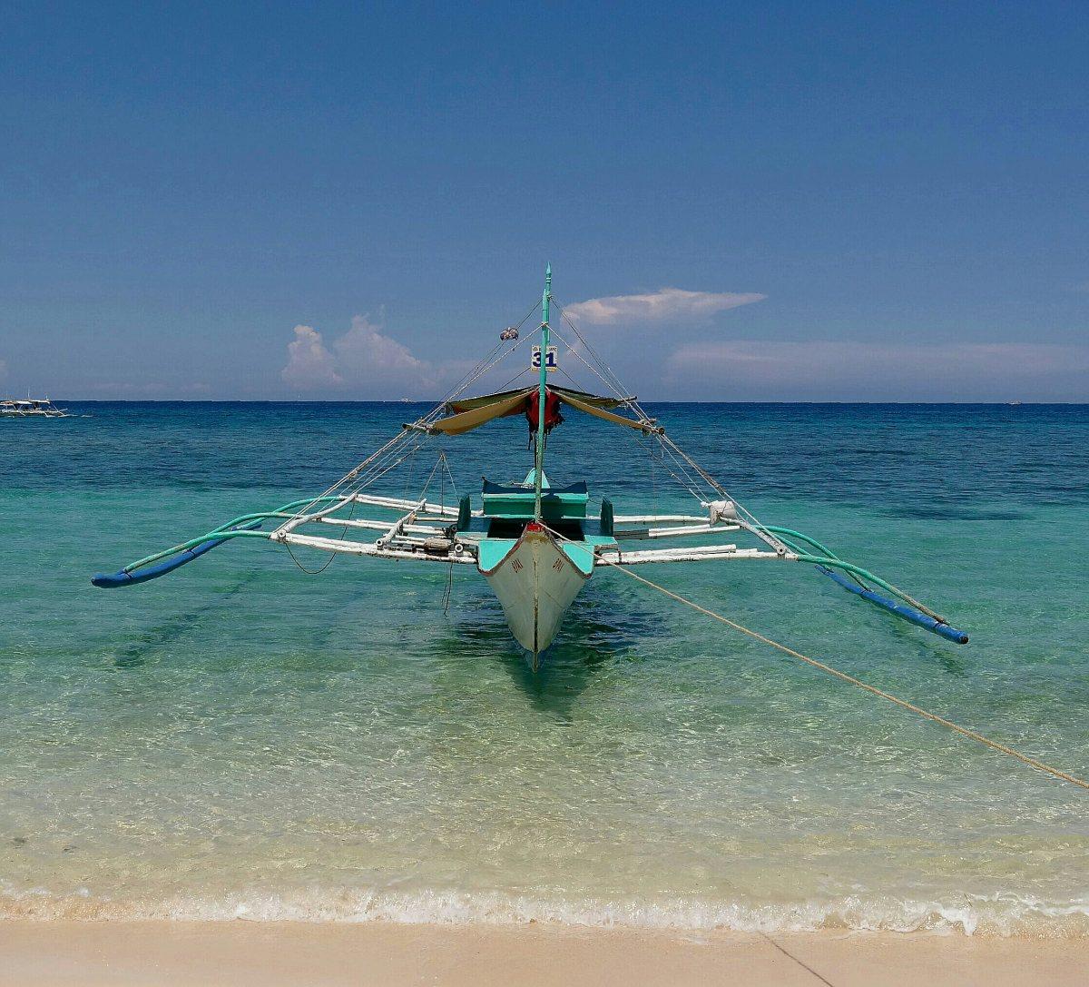 Ilig Iligan Beach Boracay, Philipines