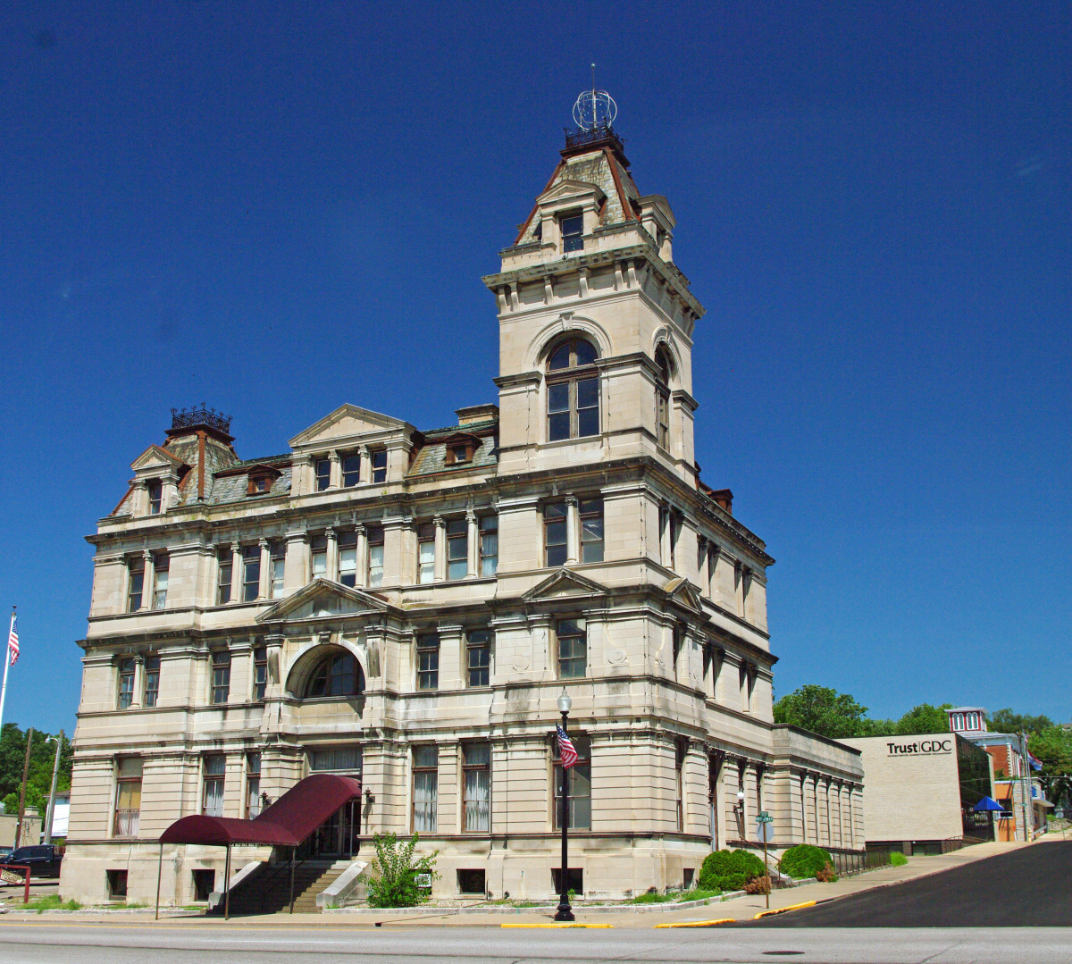 The Old Post Office and Federal Building