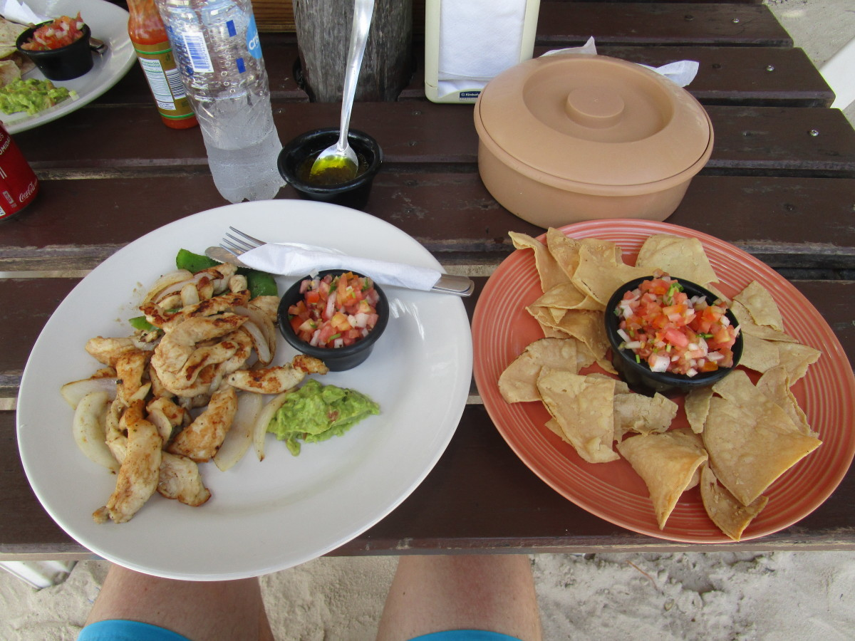 Forget about Taco Bell - this authentic Mexican food was much, much better!