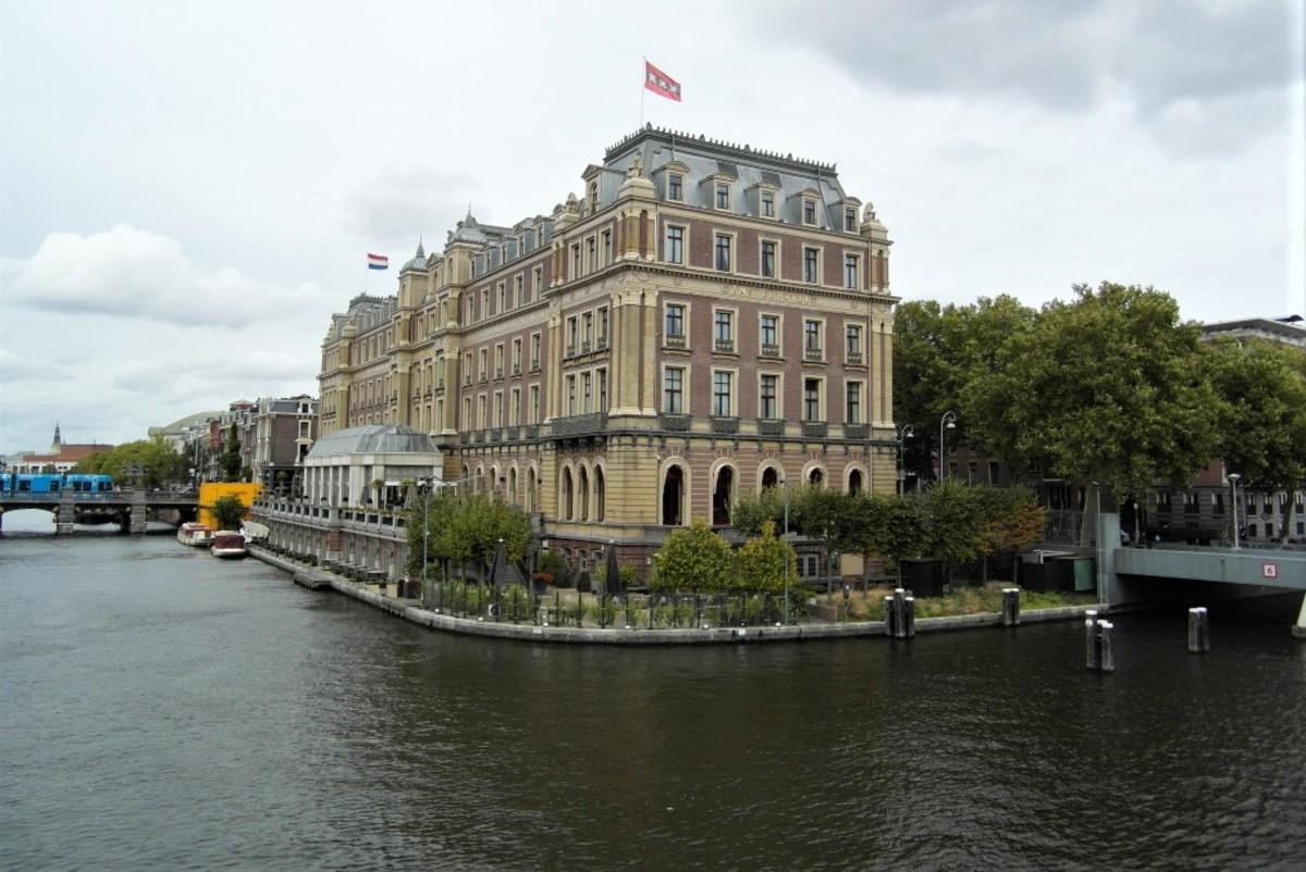 InterContinental Amstel, Amsterdam.