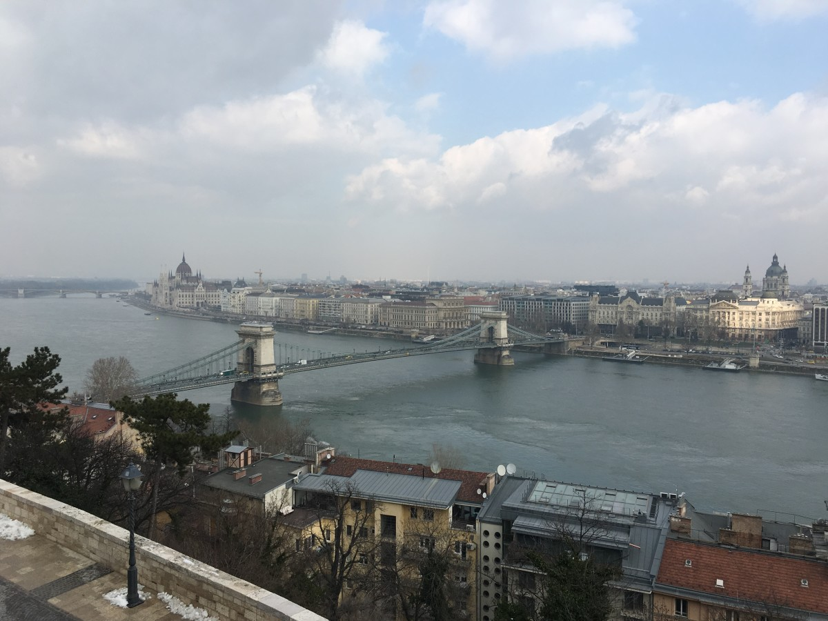 The Danube River. (Original Photo)