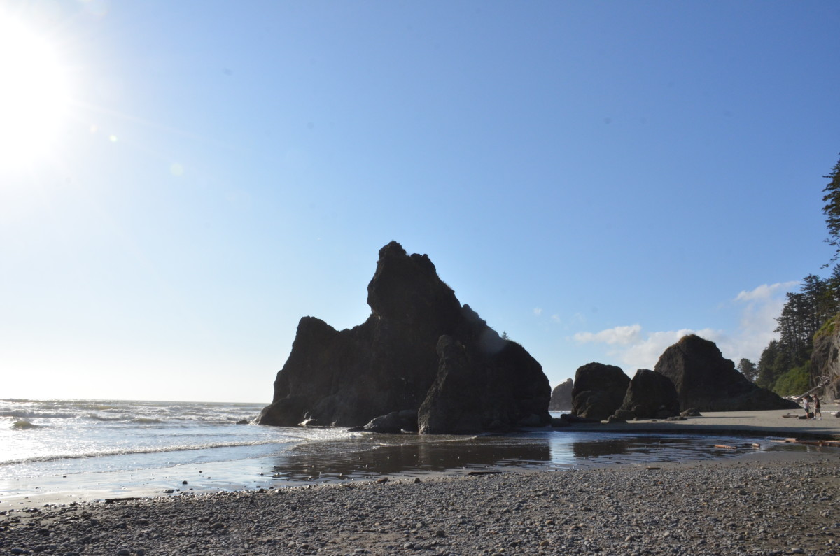 Ruby Beach @ Olympic National Park