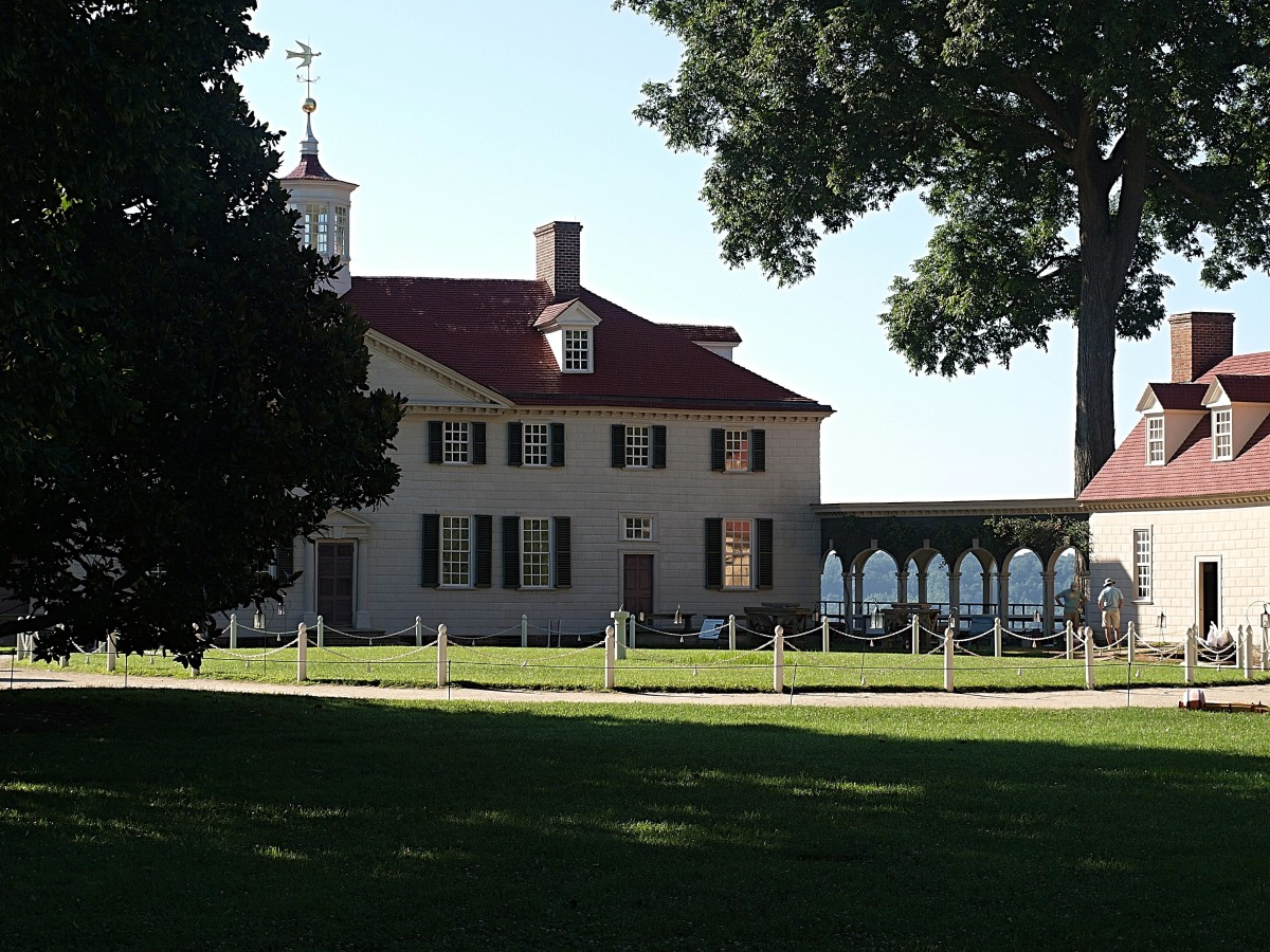 Mount Vernon is only about 8 miles from Old Town, so check it out while you are in the area.
